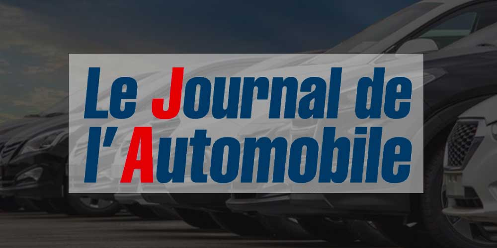 Le Journal de l'Automobile, le magazine de l'automobile professionnel