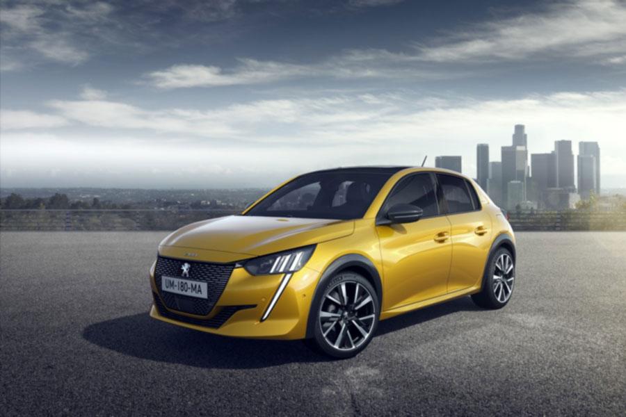 Actualité automobile Nouvelle Peugeot 208 bientôt dans vos centres ORA7 !