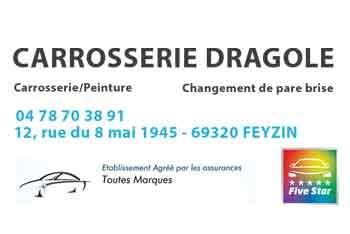 CARROSSERIE DRAGOLE partenaire automobile Ora7