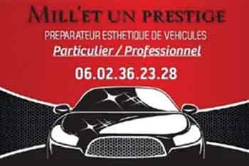 MILL'ET UN PRESTIGE partenaire automobile Ora7