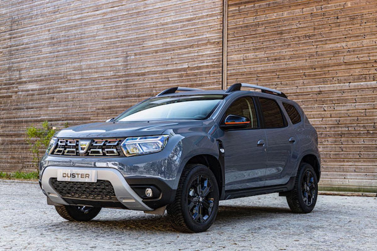 Tout savoir sur Nouveau design pour le véhicule Dacia Duster