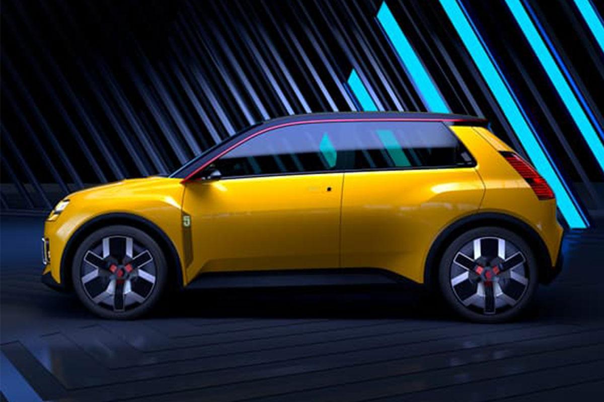 Photos La mythique Renault R5 revient dès 2024 !