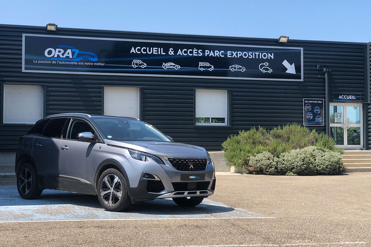 Actualité automobile Rénovation de notre agence ORA7 Montélimar !