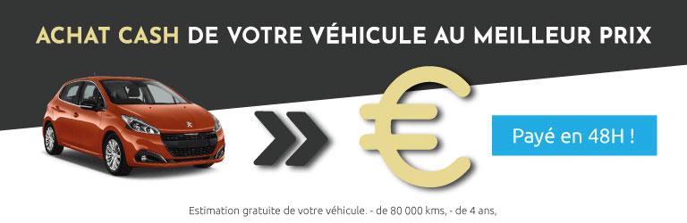 En ce moment « Achat cash de votre ancien véhicule  »