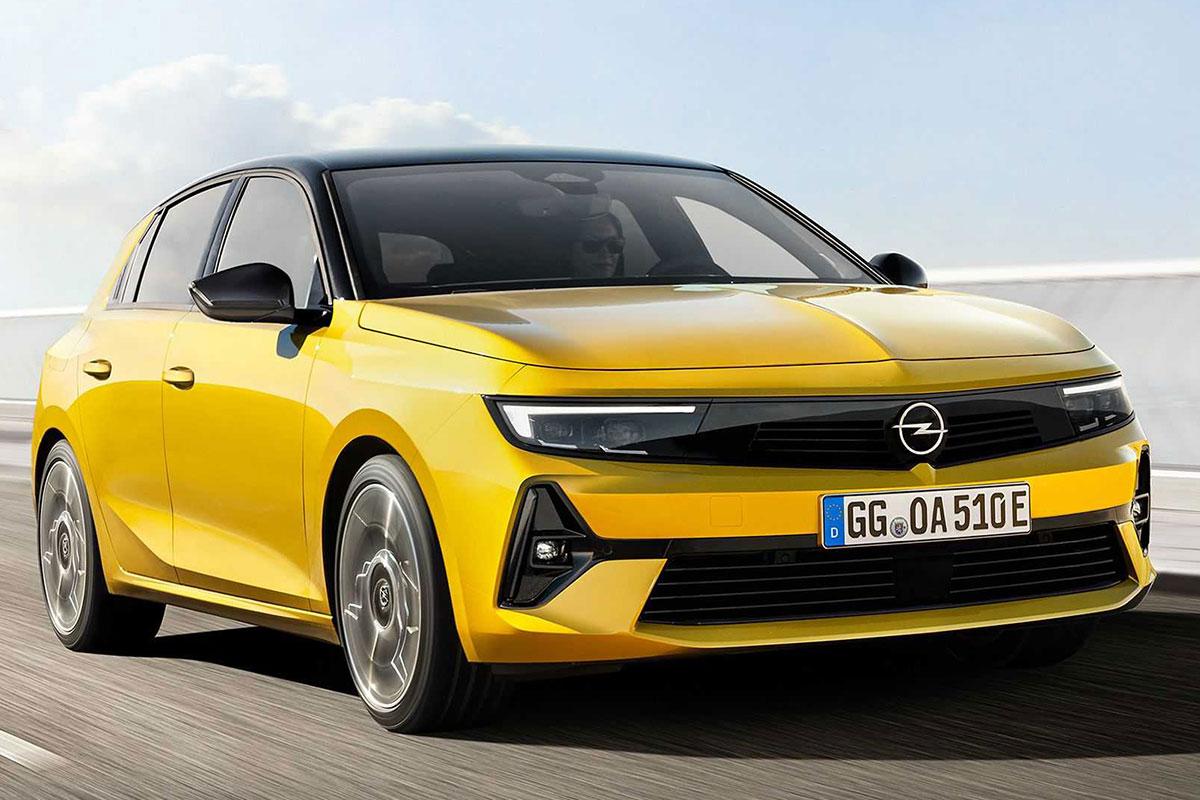 Actualité automobile La marque Allemande réinvente son style et sa personnalité avec son nouveau véhicule Opel Astra