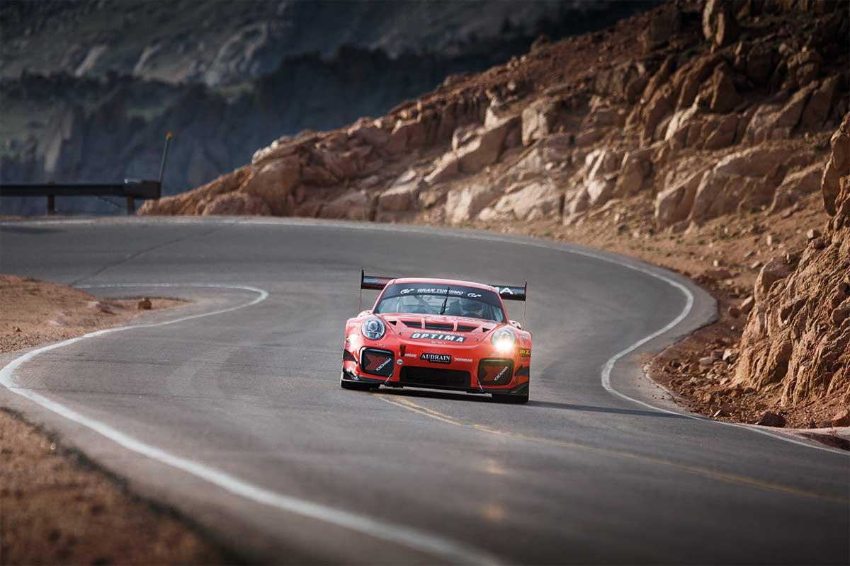 Photos Raphaël Astier participe à la 99ème édition du Rallye Pikes Peak