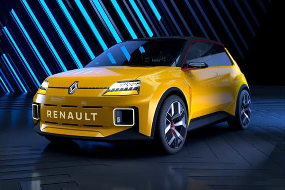 Tout savoir sur La mythique Renault R5 revient dès 2024 !