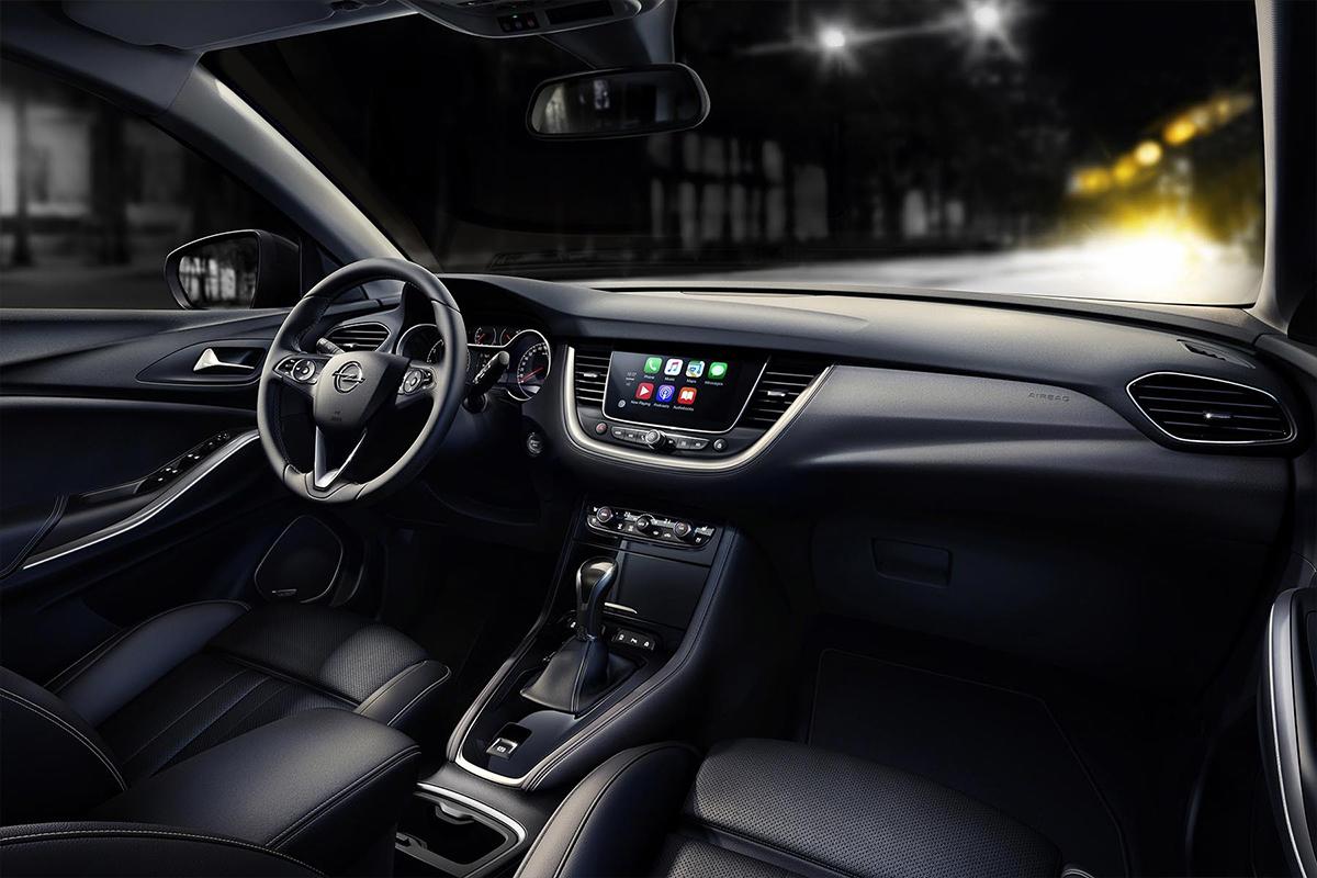 Photos Nouvelle Opel Grandland X bientôt dans vos centres ORA7 !
