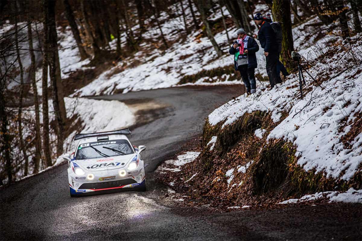 Photos Retour en image sur le rallye de Monte-Carlo