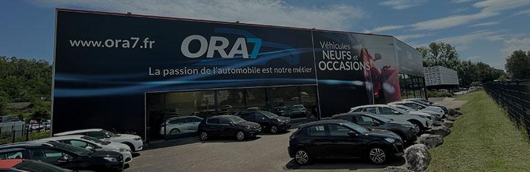 En ce moment « CENTRE AUTOMOBILE ORA7 Lyon - Sérézin »