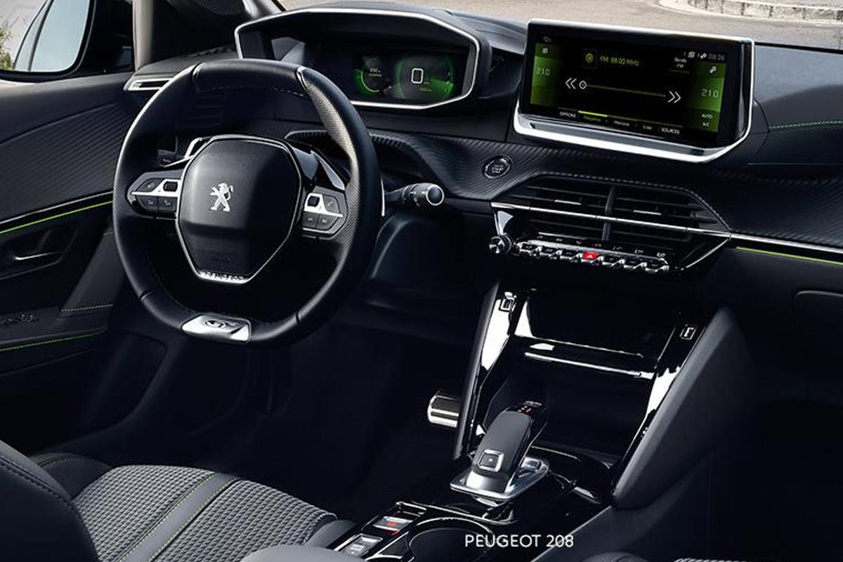 Photos Nouvelle Peugeot 208 bientôt dans vos centres ORA7 !