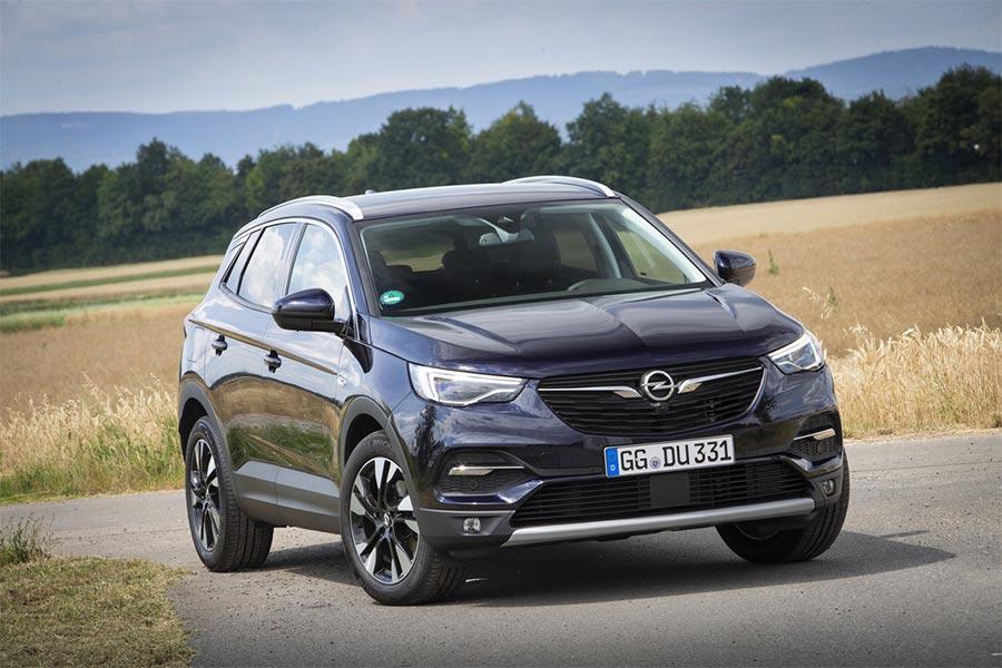 Actualité automobile Nouvelle Opel Grandland X bientôt dans vos centres ORA7 !