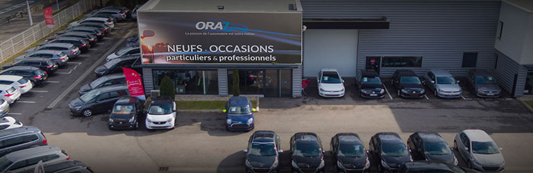 En ce moment « CENTRE AUTOMOBILE ORA7 Neuville-sur-saône »