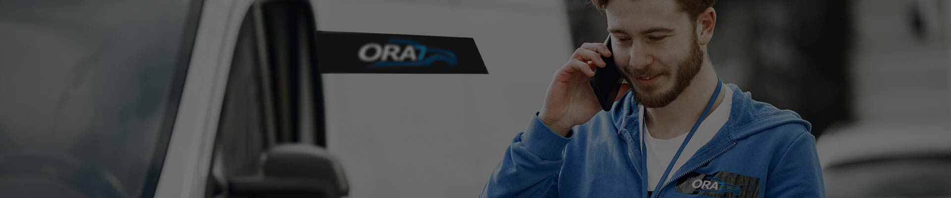 Le service de livraison pour votre voiture par ORA7