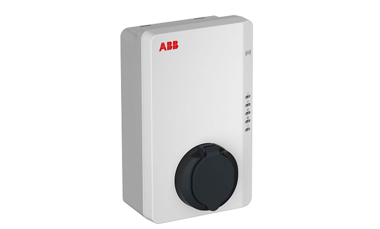 Borne de recharge automobile ABB