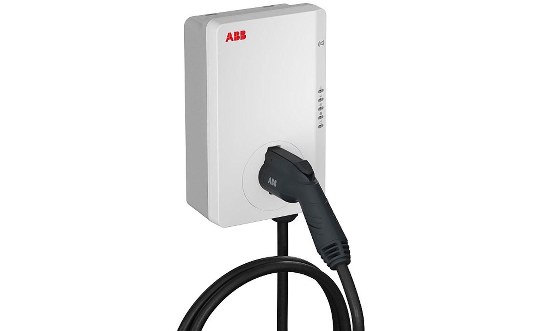 Borne de recharge ABB 2