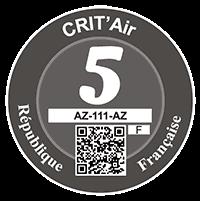 Icone critair 5