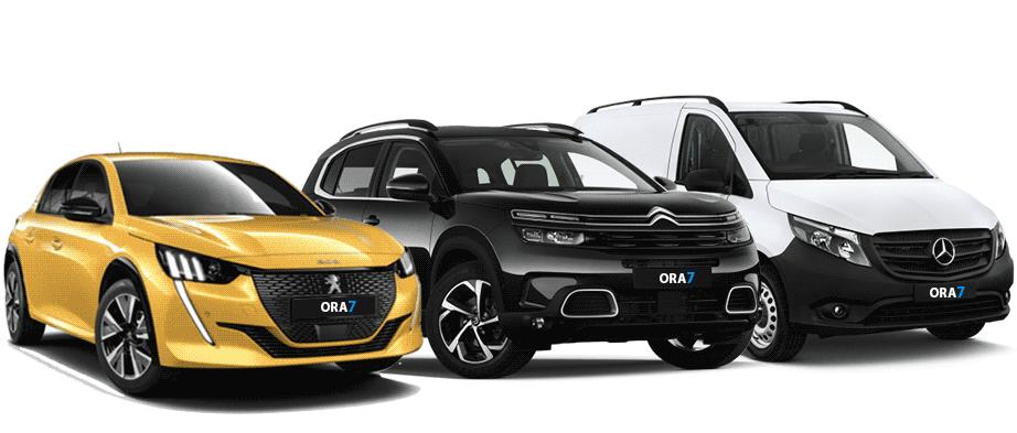Large choix de véhicules neufs et occasions à la vente pour professionnels