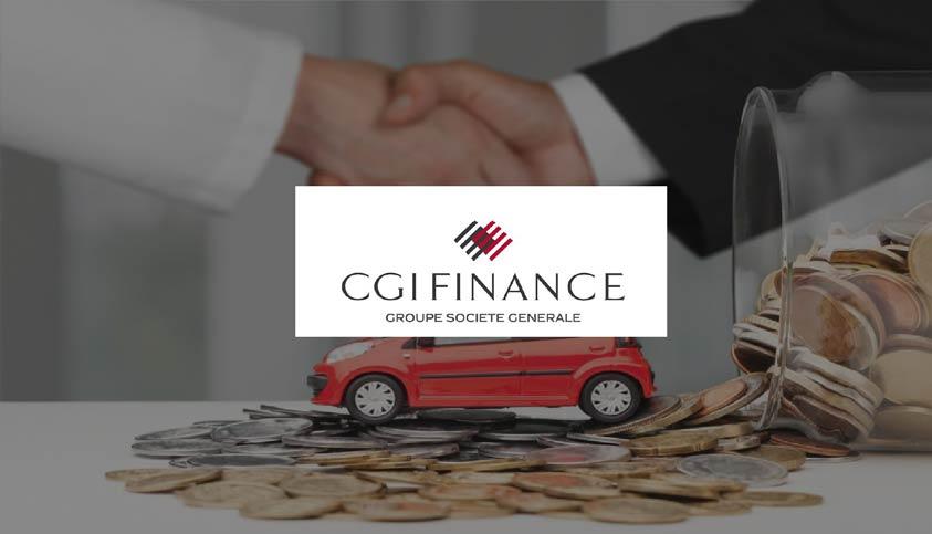 CGI Finance partenaire d'ORA7