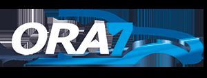 Logo concessionnaire automobile ORA7