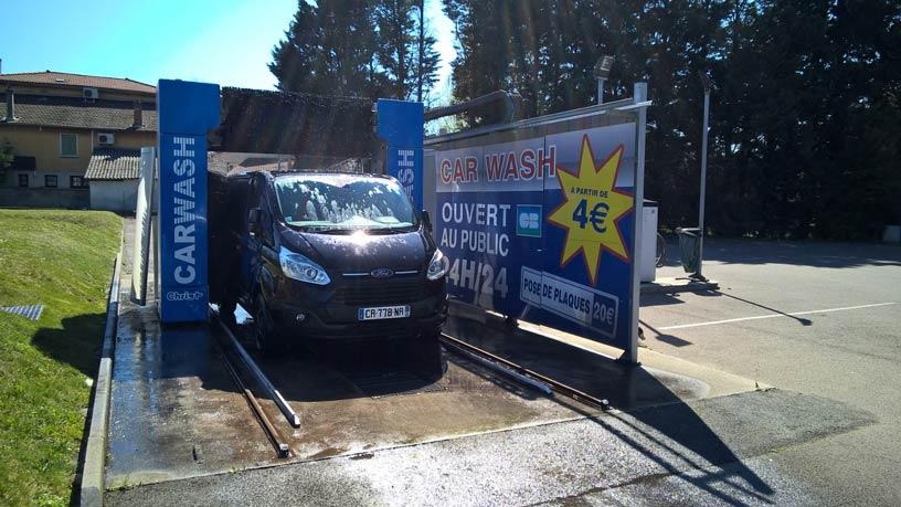 Service de Nettoyage de Véhicules ORA7 - CAR WASH Sérézin du Rhône