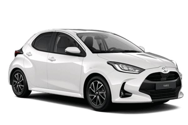 L'hybride Toyota Yaris