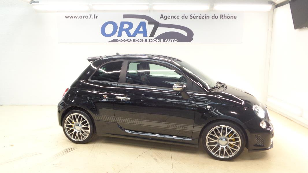 abarth 500 1 4 16v turbo t jet 160ch 595 competizione occasion lyon s r zin rh ne ora7. Black Bedroom Furniture Sets. Home Design Ideas