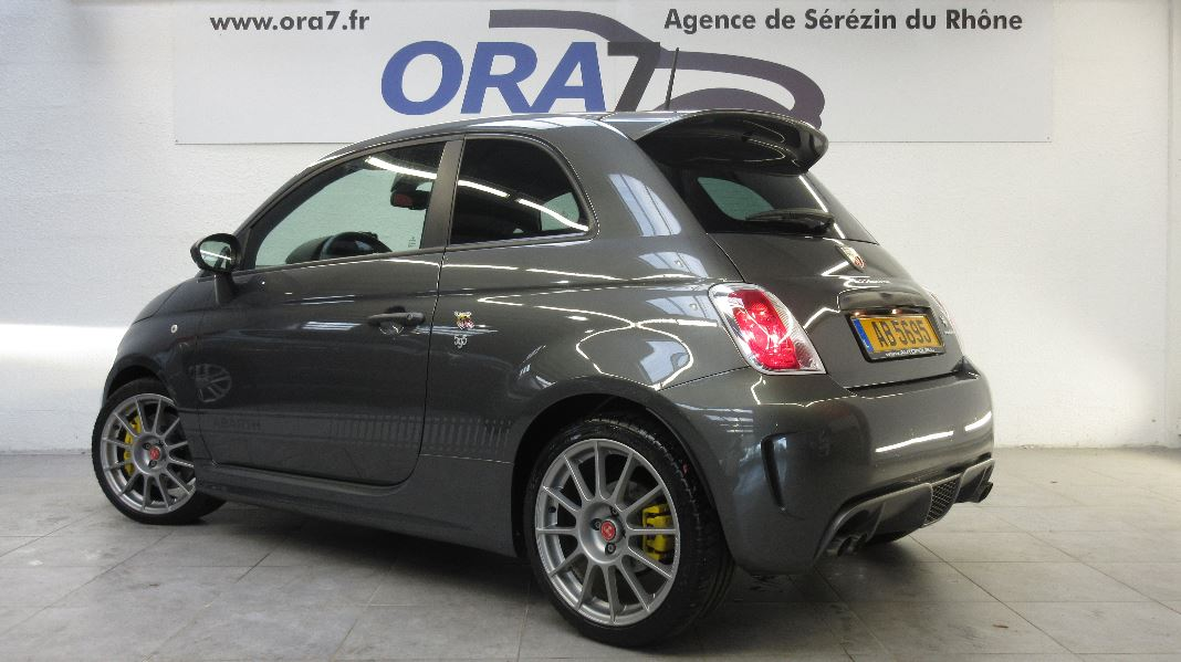 abarth 500 1 4 turbo t jet 160ch 595 competizione occasion. Black Bedroom Furniture Sets. Home Design Ideas