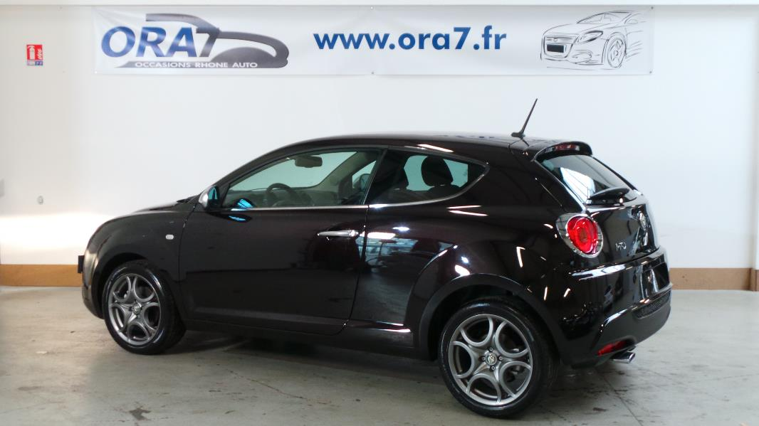 alfa romeo mito 1 6 jtdm 120ch trofeo stop start occasion. Black Bedroom Furniture Sets. Home Design Ideas