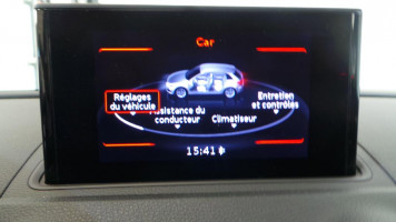 AUDI A3 SPORTBACK 2.0 TDI 150CH FAP AMBITION