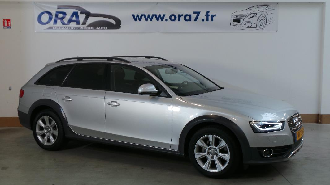 audi a4 allroad 3 0 tdi 245ch ambition luxe quattro s tronic eu6 occasion lyon neuville sur. Black Bedroom Furniture Sets. Home Design Ideas