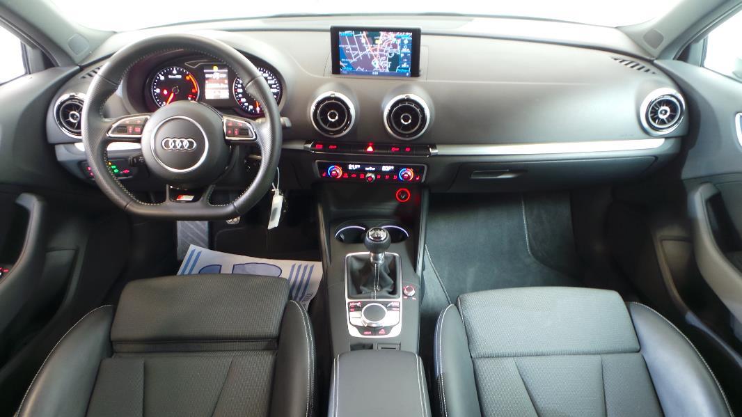 Audi A3 2 0 Tdi 150ch Fap S Line Occasion 224 Lyon Neuville Sur Sa 244 Ne Rh 244 Ne Ora7