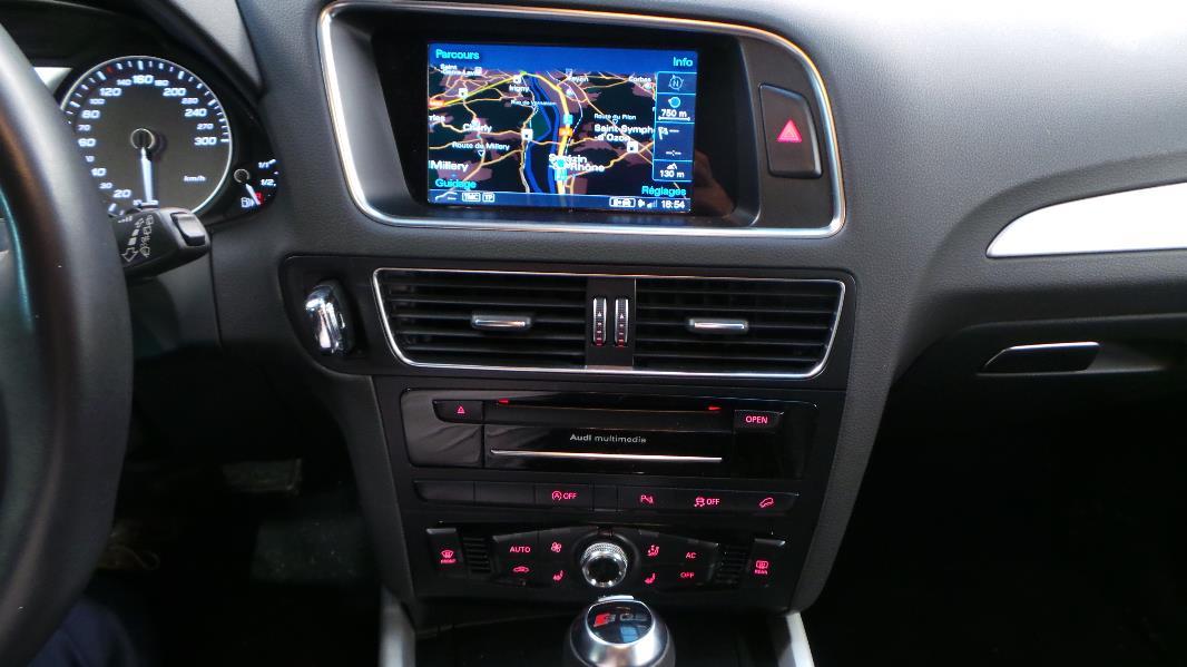 Audi q5 3 0 bitdi 313 sq5 quattro tiptronic8 occasion for Interieur q5