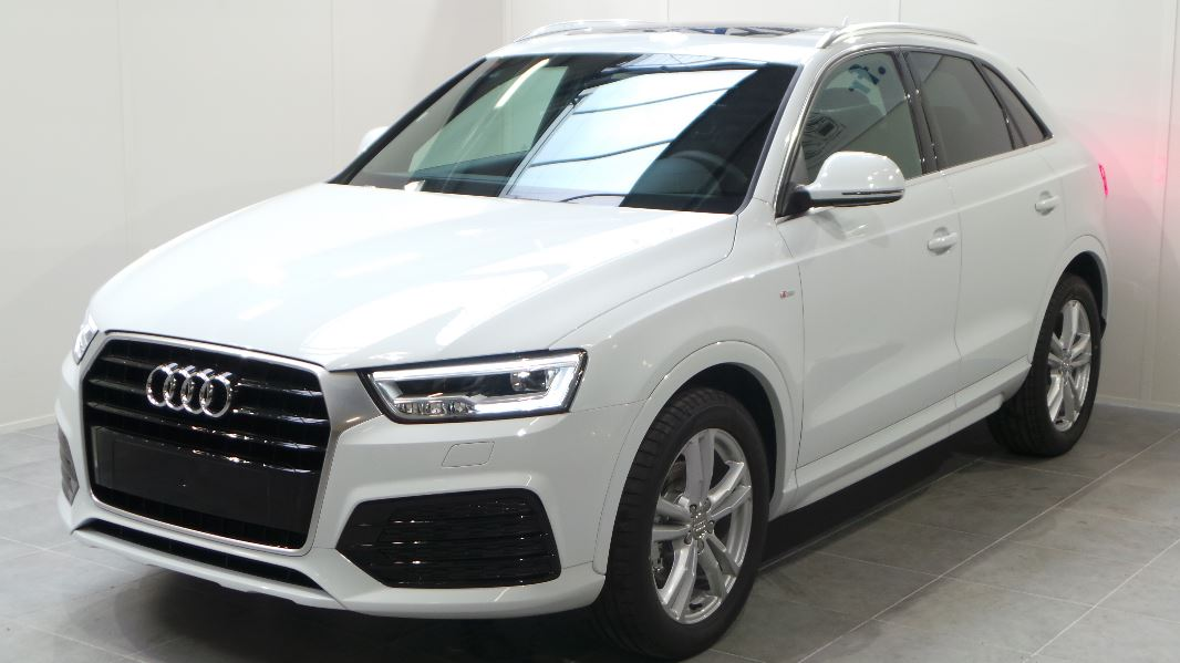 audi q3 2 0 tdi 150 ultra s line occasion lyon neuville sur sa ne rh ne ora7. Black Bedroom Furniture Sets. Home Design Ideas