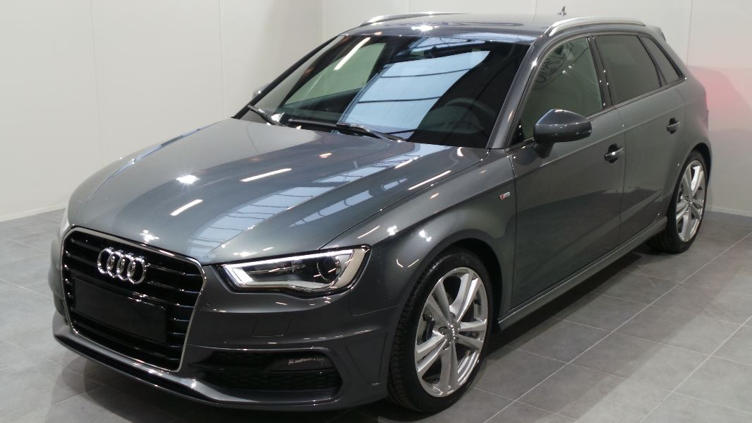 audi a3 sportback 2 0 tdi 150 fap s line s tronic 6 occasion lyon neuville sur sa ne rh ne. Black Bedroom Furniture Sets. Home Design Ideas