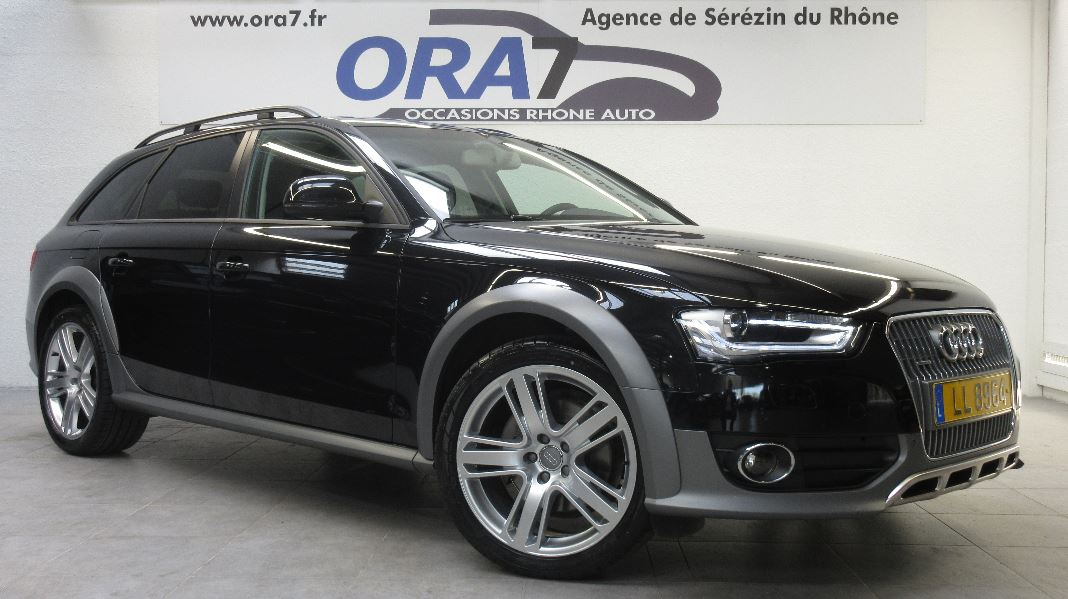audi a4 allroad 3 0 v6 tdi 245 ambition luxe quattro s tronic 7 occasion lyon s r zin rh ne. Black Bedroom Furniture Sets. Home Design Ideas