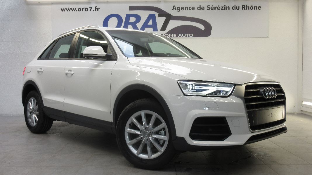 audi q3 2 0 tdi 150 ultra ambiente occasion lyon s r zin rh ne ora7. Black Bedroom Furniture Sets. Home Design Ideas