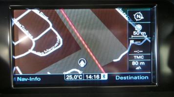 AUDI A4 AVANT 2.0 TDI 150CH CLEANDIESEL EU6 DPF S LINE MULTITRON