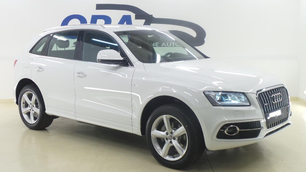 audi q5 2 0 tdi 190 clean diesel s line quattro s tronic7 occasion mont limar drome ard che. Black Bedroom Furniture Sets. Home Design Ideas