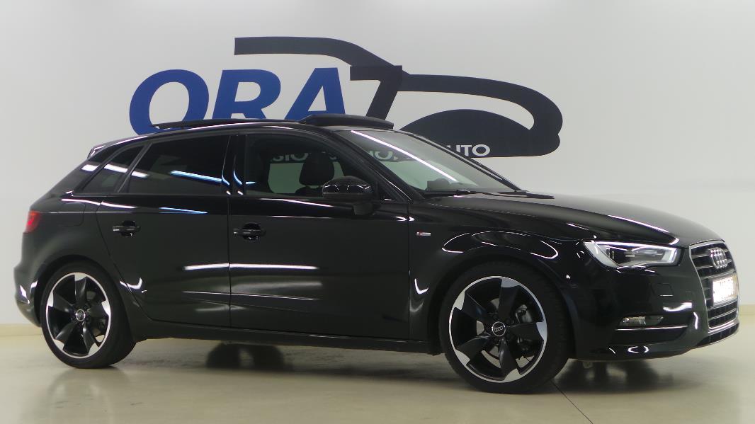Audi A3 Sportback 2 0 Tdi 150ch Fap S Line Occasion 224 Mont 233 Limar Drome Ard 232 Che Ora7
