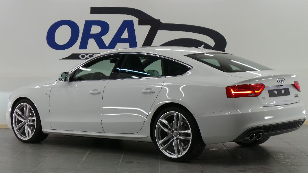 audi a5 sportback 2 0 tdi 190 clean diesel euro6 s line. Black Bedroom Furniture Sets. Home Design Ideas