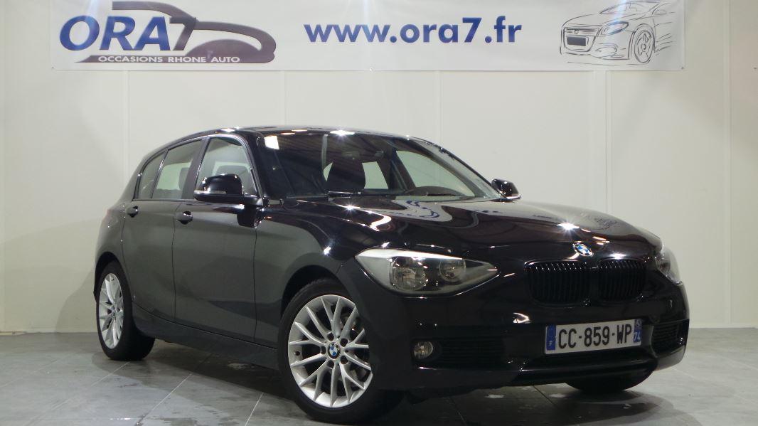 BMW SERIE 1 (F21/20) 118DA 143CH LOUNGE PLUS 5P d'occasion dans votre centre ORA7