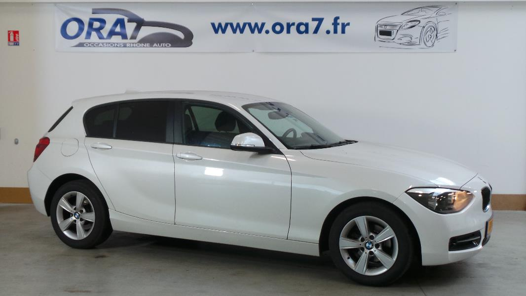 BMW SERIE 1 (F20) 116D SPORT 5P d'occasion dans votre centre ORA7