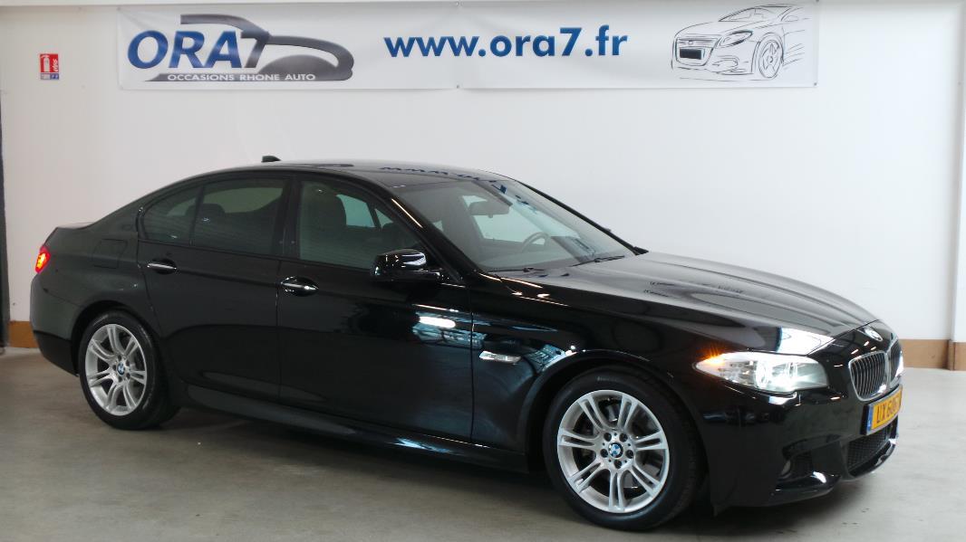 BMW SERIE 5 (F10) 530DA SPORT DESIGN d'occasion dans votre centre ORA7