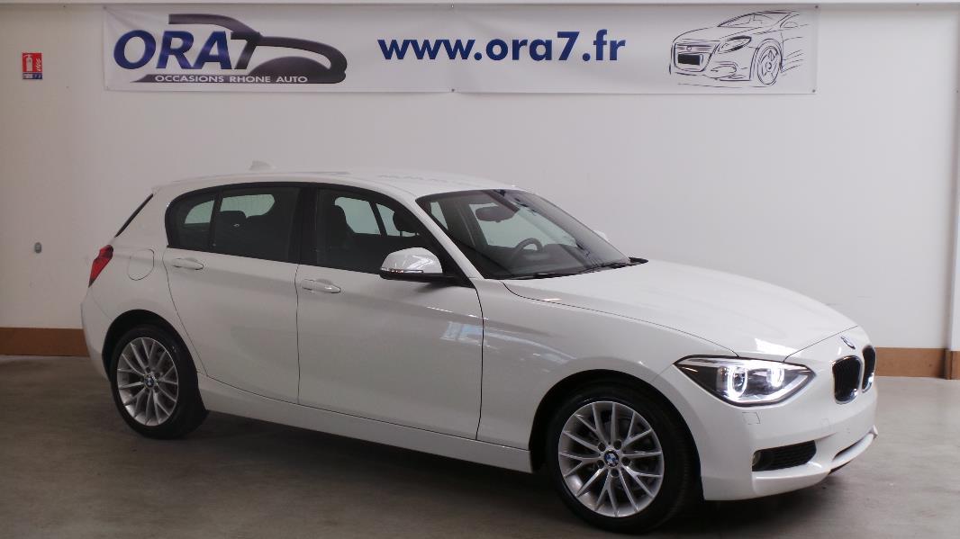 BMW SERIE 1 (F21/20) 118DA 143CH LOUNGE 5P d'occasion dans votre centre ORA7