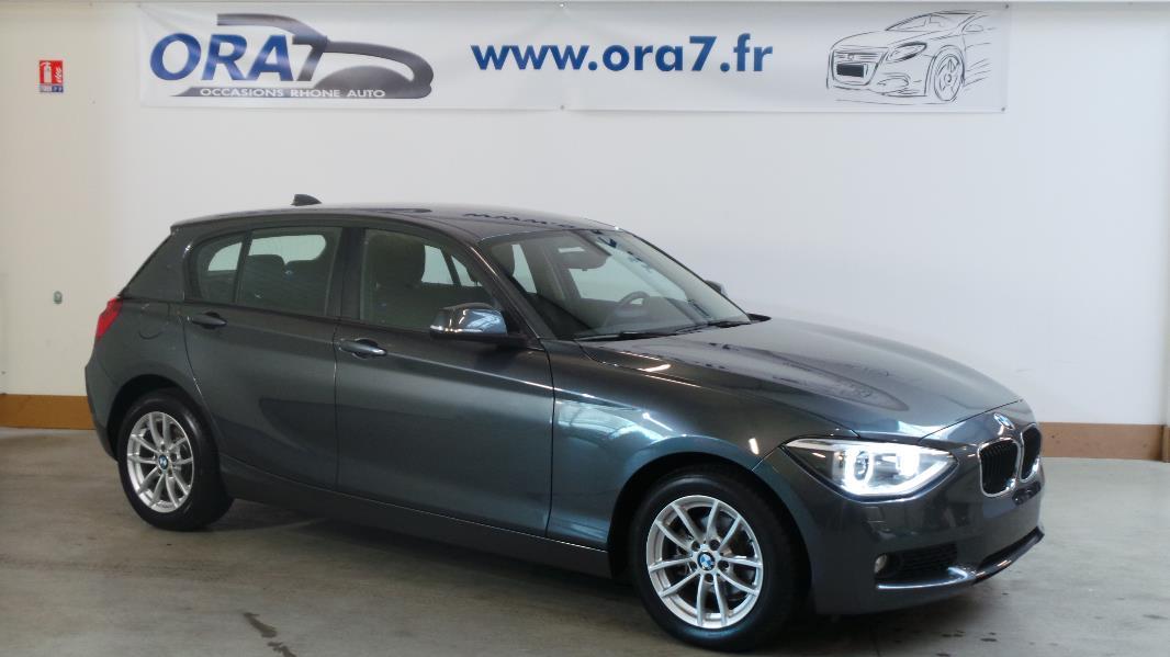 BMW SERIE 1 (F21/20) 116D 116CH LOUNGE 5P d'occasion dans votre centre ORA7