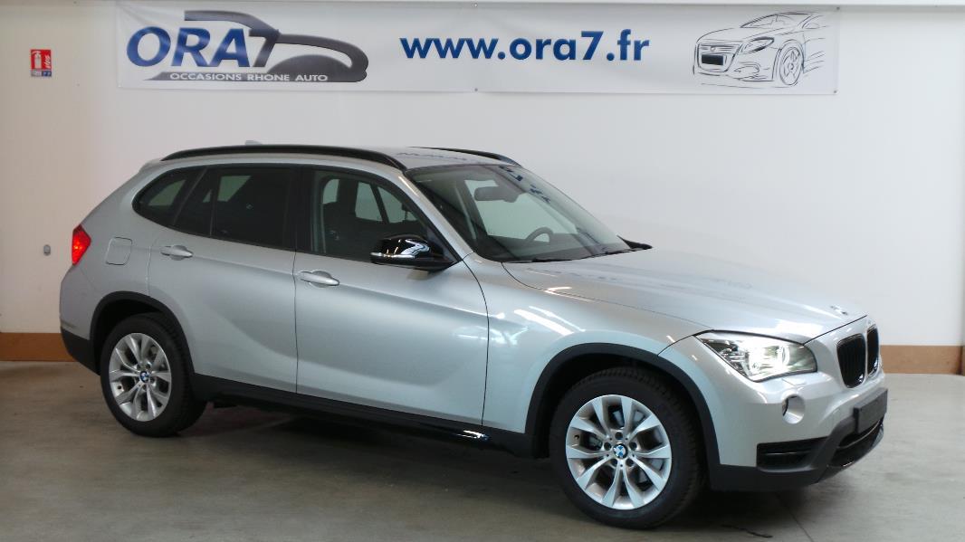BMW X1 (E84) XDRIVE18D 143CH SPORT d'occasion dans votre centre ORA7