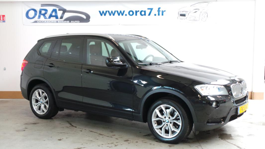BMW X3 (F25) XDRIVE30DA 258CH EXCLUSIVE d'occasion dans votre centre ORA7