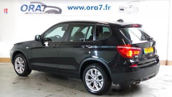 BMW X3 (F25) XDRIVE30DA 258CH EXCLUSIVE