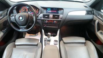 BMW X3 (F25) XDRIVE20DA 184CH SPORT DESIGN